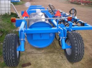 Rodillo RH-5 con cultivador